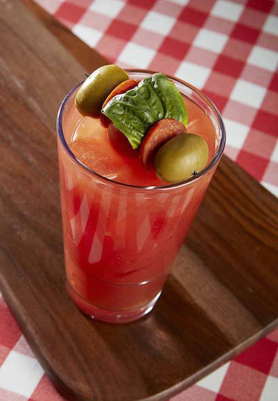 A Bloody Mary.