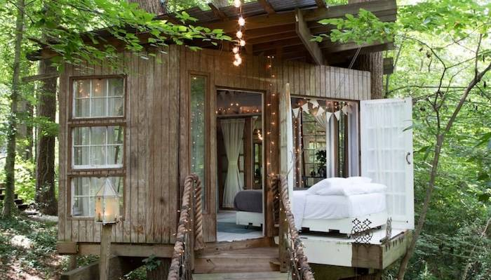Why This Airbnb Treehouse Is #1